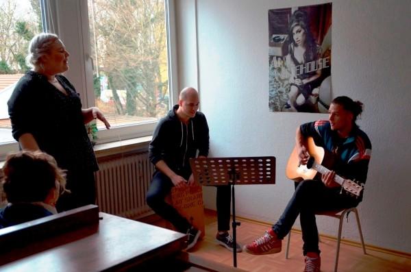 Schüler-Ensemble