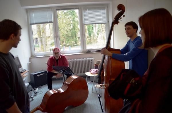 Litschie Hrdlicka - Kontrabass