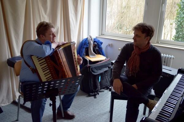 Leonhard Schilde Vorspielen